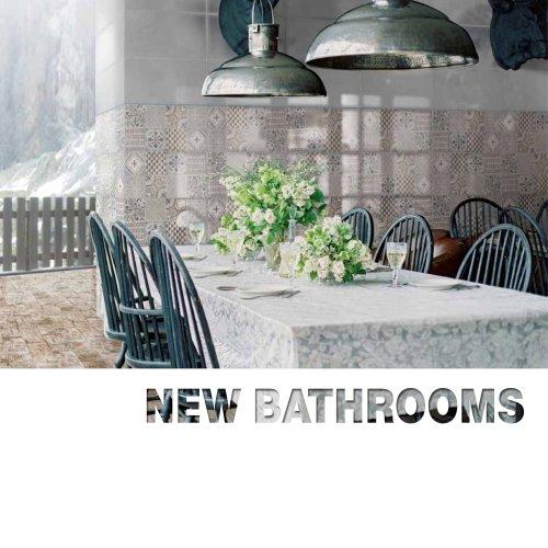 New Bathrooms 2018