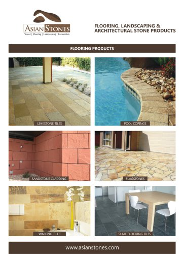 Flooring, Landscaping and Carves Stones