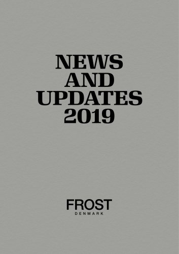 NEWS AND UPDATES 2019