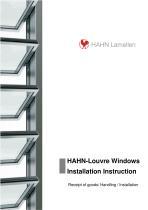 HAHN-Louvre Windows Installation Instruction
