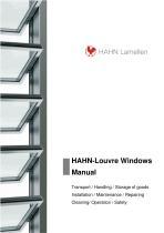 HAHN-Louvre Windows Manual