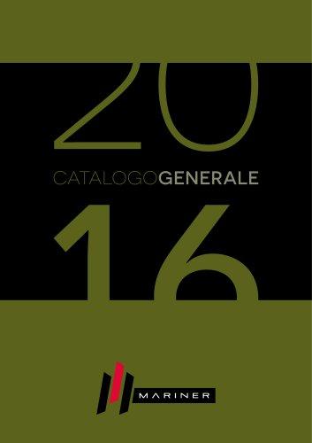 CATALOGO GENERALE 2016
