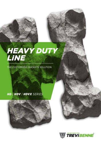 Heavy duty line