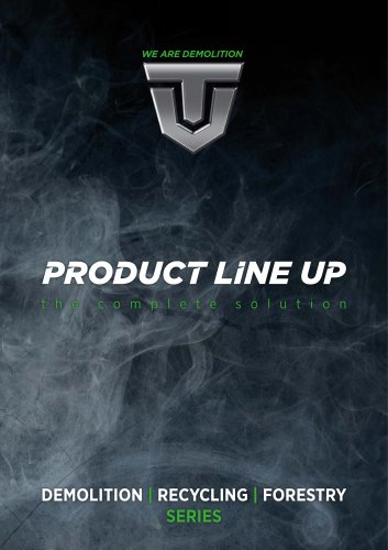Poduct line up