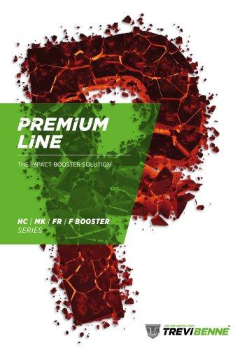 PREMIUM LINE - HC | MK | FR | F BOOSTER SERIES