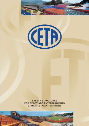 CETA - Safety Structures for Sport and Entertainment