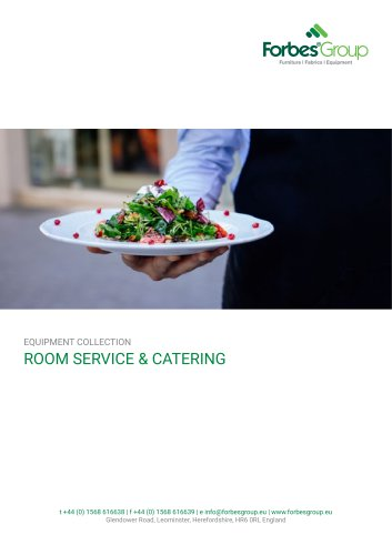 ROOM SERVICE & CATERING
