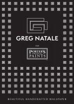 GREG NATALE FOR PORTER'S ORIGINAL PAINTS