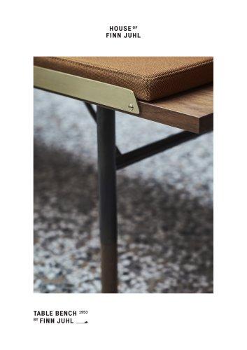 Terrific Table Bench Finn Juhl Pdf Catalogs Documentation Pabps2019 Chair Design Images Pabps2019Com