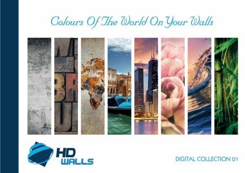 HD WALLS DIGITAL COLLECTION 01