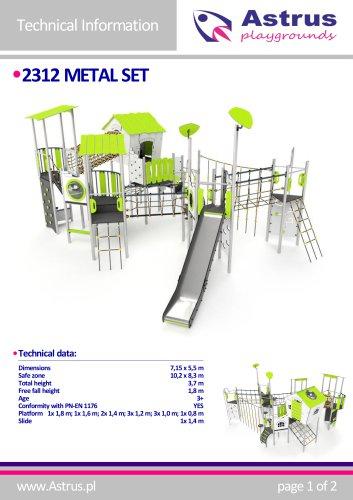 2312 METAL SET