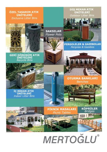 Mertoğlu Furniture For the City