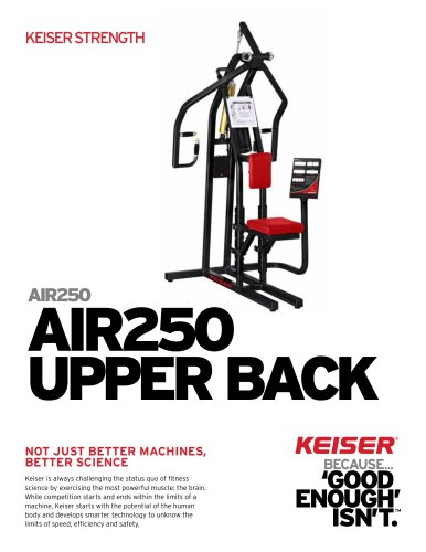 AIR250 UPPER BACK