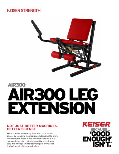 AIR300 LEG EXTENSION