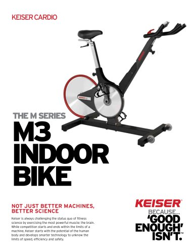 M3 INDOOR BIKE
