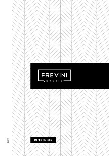 FREVINI general references catalogue