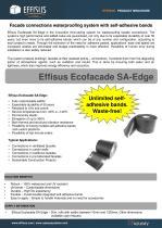 EFFISUS ECOFACADE SA-EDGE
