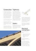 Solar timber carport - 4