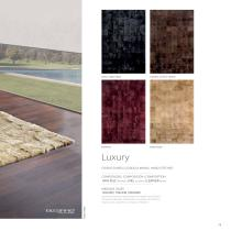 TAPETES | ALFOMBRAS | RUGS 2016 - 19