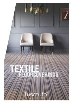 TEXTILE FLOORCOVERINGS - 1
