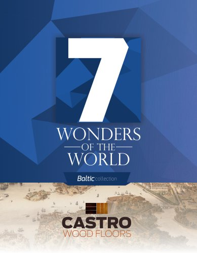 7 Wonders of the World Baltic Collection