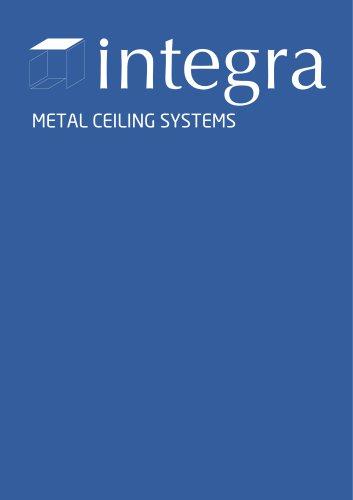 Integra Metal Ceilings Systems