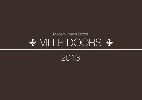 Modern Interior Doors 2013