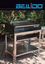 Garden Line - Barbecue Argenta
