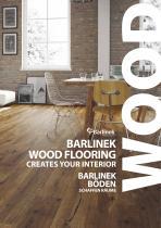 Barlinek Wood Flooring - Creates Your Interior