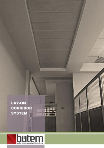 Lay-on Corridor System