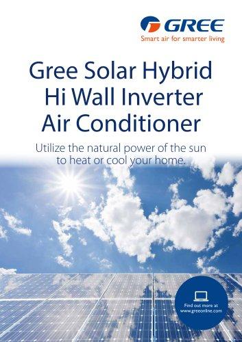 gree-solar-brochure - Gree - PDF Catalogs | Documentation