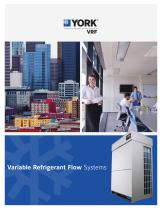 Variable Refrigerant Flow Systems - 1