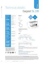 Carport & Carport+Box Agava SL - 10
