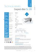 Carport & Carport+Box Agava SL - 11
