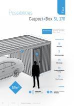 Carport & Carport+Box Agava SL - 14