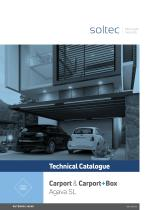 Carport & Carport+Box Agava SL - 1