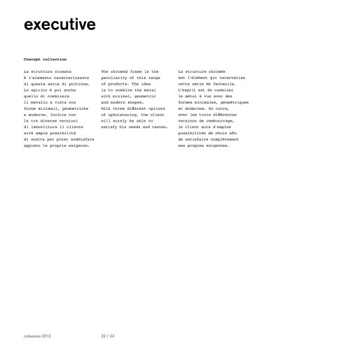 Collection Executive