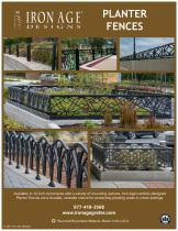 Iron Age Planter Fences - 1
