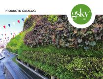 GSky Products Catalogue