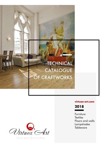 Technical brochure Virtuoz'Art 2018