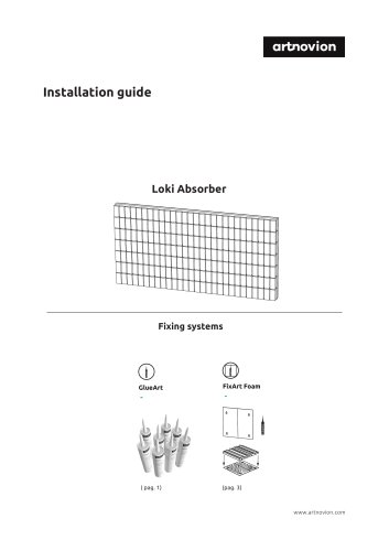 Loki Absorber Installation guide