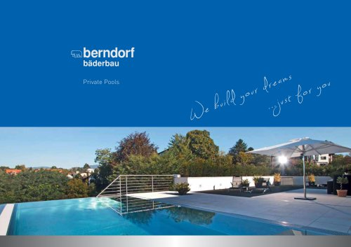 Residential Pools Berndorf Metall Und Baderbau Gmbh Pdf Catalogs Documentation Brochures