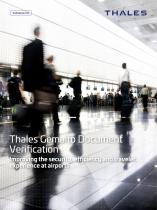 Thales Gemalto Document Verification - 1