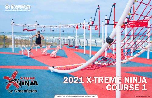 2021 X-TREME NINJA COURSE 1