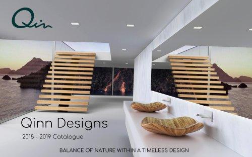 Qinn Designs Catalogue 2018