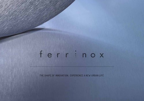 FERRINOX CATALOGUE