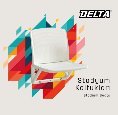 Delta Stadium Seating Catalog 2018