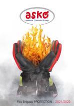 Fire Brigade PROTECTION – 2021/2022