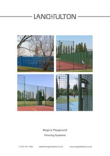 MUGA's & Playgrounds