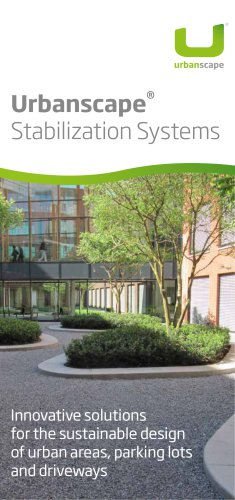 Urbanescape Stabilization System
